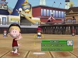 Original Backyard Baseball by Amazon Com Backyard Baseball 2005 Pc Video Games