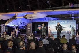 <b>Solar Impulse</b> To Fly Across America On No Fuel - Science News <b>...</b>