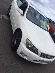 lexus is200 wheels for sale lexus is200 long mot quick sale or swap in leven fife gumtree