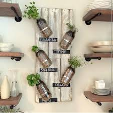 get rid of kitchen countertop clutter with 13 clever mason jar