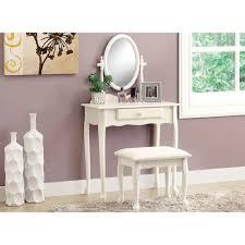 Bedroom Vanity Furniture Canada Amazon Com Monarch 2 Piece Vanity Set Antique White Kitchen