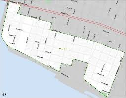 Ninth Ward New Orleans Map by The Holy Cross Historic District Is Designated Nola Preservation