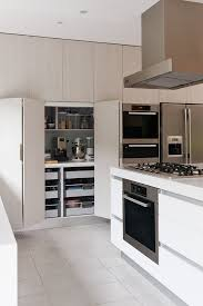 Kitchen Stand Alone Pantry by Best 25 Modern Kitchen Cabinets Ideas On Pinterest Modern