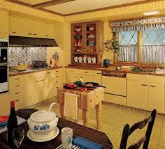 kitchen exquisite retro kitchen decoration using pleat white