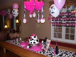 1st Birthday Decoration Ideas At Home Cowgirl Party Decoration Ideas Grand Neabux Com