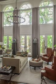 Windows Treatment Ideas For Living Room by Best 20 Tall Window Treatments Ideas On Pinterest Tall Window