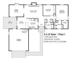 House Plans With 3 Car Garage by 100 Floor Plans With Pictures Awesome 3 Bedroom Floor Plans