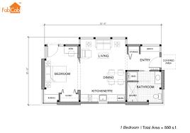 100 guest house floor plans 500 sq ft best 25 1 bedroom