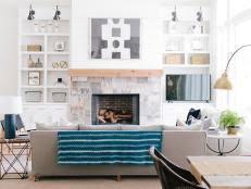 Photos Of Living Room 17 stylish boho chic designs hgtv