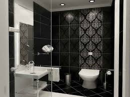 gothic bathroom decor for mysterious feel in a bathing space