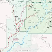 Canyonlands National Park Map Canyonlands National Park 2010 Woodard Family Photos