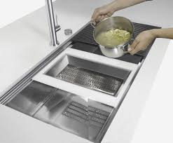 Product The New Accessories System Of Foster Sinks  Fosterus - Foster kitchen sinks