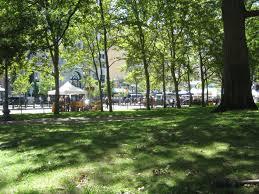 Burnside Park, Providence, Rhode Island
