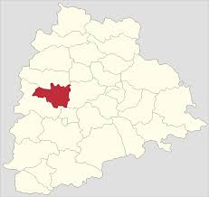 Medak district
