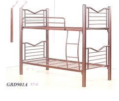 sg tan metal double decker bunk bed lazada malaysia
