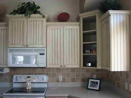Installing Kitchen Cabinets Diy by How To Install Beadboard On Kitchen Cabinets Interiorz Us