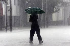 Βροχές και καταιγίδες...