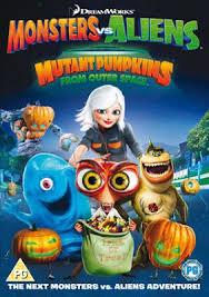 Monstruos contra Alienígenas: Las calabazas mutantes del espacio exterior ()
