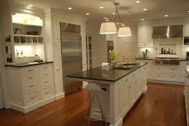 Minimalist Kitchen Cabinets by White Kitchen Cabinets Design Ideas For Minimalist Kitchen
