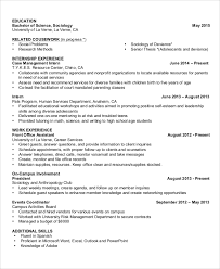 Simple Resume Examples For Students by Sample Basic Resume 7 Documents In Pdf