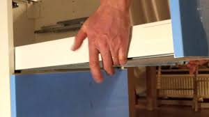 Ikea Kitchen Drawer by How To Remove Ikea Maximera Kitchen Cabinet Drawer Youtube