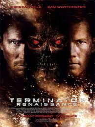 Terminator 4 : Renaissance poster