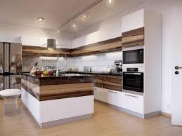 Kitchen Cabinets Inside Walnut Kitchen Cabinets Latest Picture Of Modern Walnut Kitchen