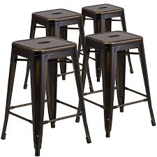 leather saddle bar stools furniture bar stool with armrest backless counter height stools