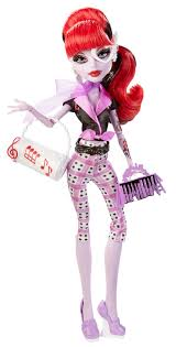 monster operetta doll shop monster doll accessories