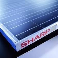 Solar Panel Sharp