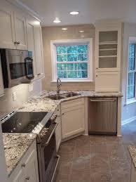 Kitchen Layouts Ideas Corner Kitchen Sink Design Ideas