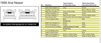 2002 nissan altima bose stereo wiring diagram 2002 nissan altima