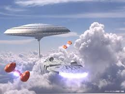 Cloud City from Star Wars: The Empire Strikes Back