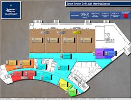 San Diego Convention Center Floor Plan by San Diego Marriott Marquis U0026 Marina On Behance