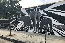 where to find los angeles best painted walls cbs los angeles elephants where to find los angeles best painted walls