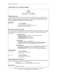 Summary Sample Resume by Fresh Ideas Skill Resume 7 Key Skills In Resumes Based Summary