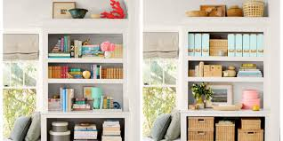 Container Store Bookshelves 6 Organization Ideas For Your Bookshelves Organizing Your Home