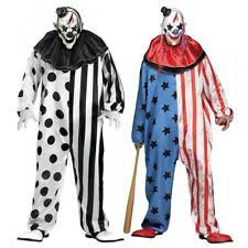 Patriotic Halloween Costumes Evil Patriotic Killer Clown Purge Halloween Costume