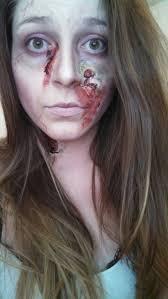 halloween zombie makeup ideas 23 best zombie makeup images on pinterest halloween costumes