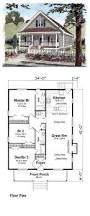 Small House Plans Cottage by Best 25 Cottage Style House Plans Ideas On Pinterest Small