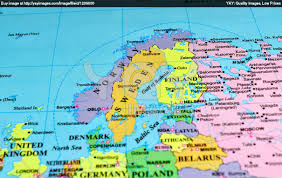 Map Of Western Europe by Map Of Western Europe Peninsulas Europe Peninsulas Map Map Of