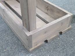 Building Outdoor Wood Furniture by Best 25 Diy Bench Ideas On Pinterest Benches Diy Wood Bench