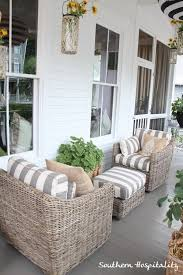 Best Time To Buy Patio Furniture by Best 25 Wicker Porch Furniture Ideas On Pinterest White Wicker