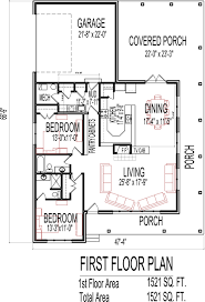 Simple 4 Bedroom House Plans by Two Bedroom Floor Plan Simple House Plans View Square Feet Kerala