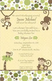 printable baby shower invitations for boys best 20 monkey invitations ideas on pinterest order address