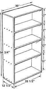 Simple Free Standing Shelf Plans by Best 25 Diy Bookcases Ideas On Pinterest Bookcases Diy Living
