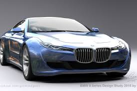 bmw 8 series concept launched in renderings bmwcoop