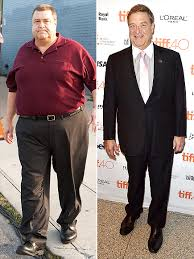 John Goodman Steps Out in New Orleans Looking Even Slimmer Goodman has said that his weight tends to fluctuate  He told PEOPLE in      that he dropped over     lbs  after cutting out alcohol and sugar