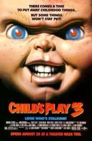Chucky el Muñeco diabólico 3 (1991) [Latino]