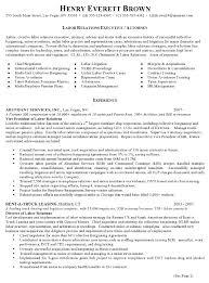 Aaaaeroincus Marvellous Resume Sample Attorney Resume Labor
